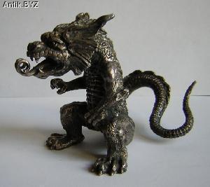 "ANTIK.BYZ: антиквариат, серебро, фарфор, часы | Миниатюра ""Дракон"""