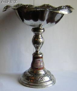 ANTIK.BYZ: антиквариат, серебро, фарфор, часы | Ваза-конфетница
