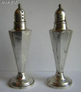 ANTIK.BYZ: антиквариат, серебро, фарфор, часы   Солонка и перечница