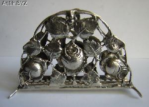 ANTIK.BYZ: антиквариат, серебро, фарфор, часы   Подставка для салфеток