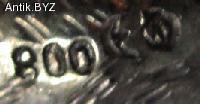 "ANTIK.BYZ: антиквариат, серебро, фарфор, часы | Миниатюра ""Заяц"""